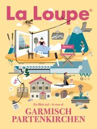 La Loupe LECH & ZÜRS NO 10. Summer Edition