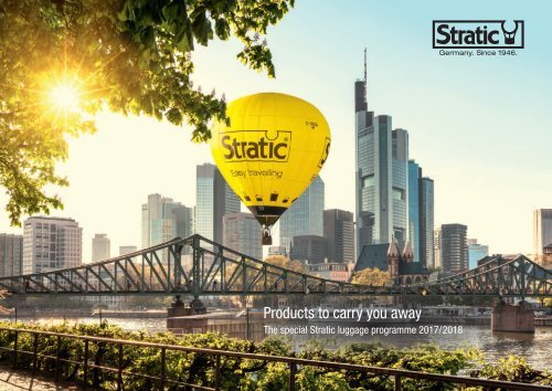 Stratic product catalogue 2017/2018