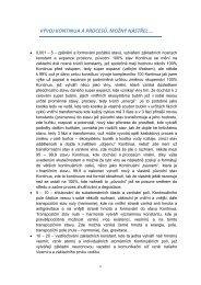 VÝVOJ A PROCESY STAVŮ KONTINUA, NÁSTŘEL 30.8.2017