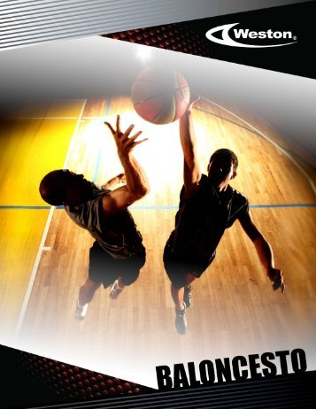 CATALOGO BALONCESTO WESTON 2017