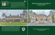 Governors Club New Brochure OUT