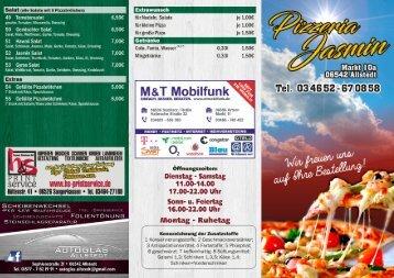 Pizzeria Jasmin