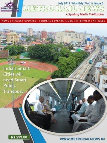 Metro Rail News Magazine July 2017