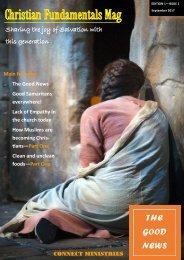 Christian Fundumentals Mag - Edition 1