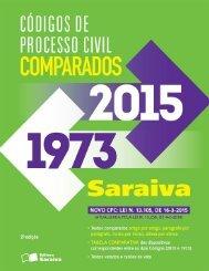 #Códigos de Processo Civil Comparados Saraiva (2016) - Saraiva