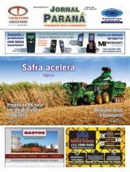 Jornal Paraná Setembro 2017