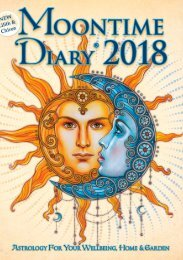 Moontime Diary 2018 revealed