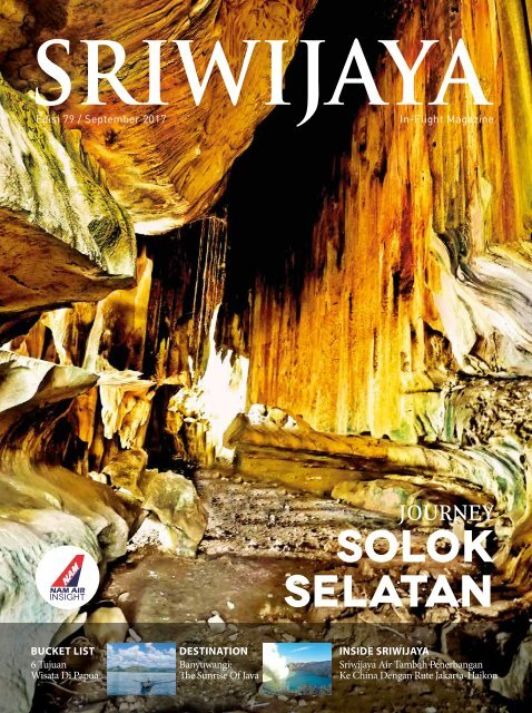 Sriwijaya Magazine September 2017