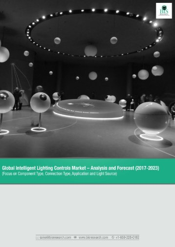 Global Intelligent Lighting Controls Market Analysis and Forecast
