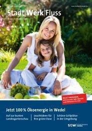 Ausgabe Sommer 2011 - Stadtwerke Wedel
