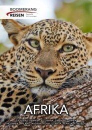 Afrika 2017/18 - Schweizer Preise