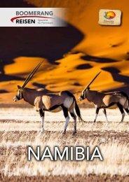 Namibia 2017/18 - Schweizer Preise