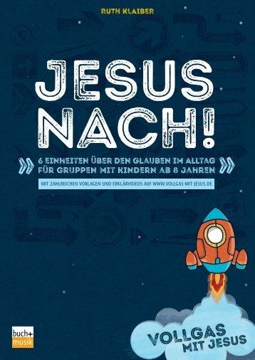 Leseprobe_Vollgas mit Jesus_Jesus nach
