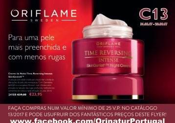Oriflame - Flyer 13-2017