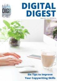 Digital Digest September 2017 Issue 30