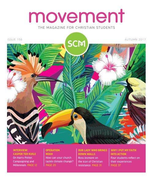 Movement Magazine Issue 156