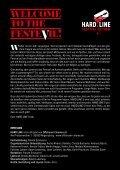 HARD:LINE Film Festival #5 - Programmheft - Seite 3