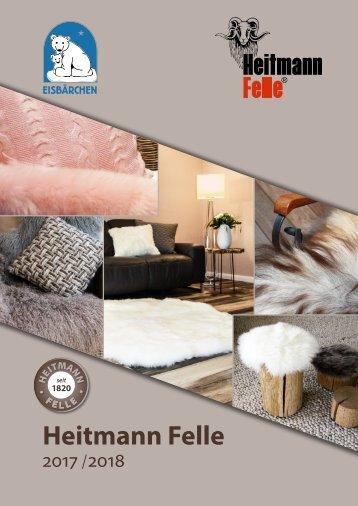 Heitmann Felle GmbH - Katalog 2017/2018