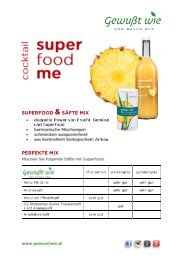 Superfood-Mix