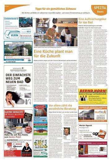Spezial Bauen: Tipps für ein gemütliches Zuhause – Forst (Lausitz)
