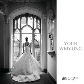 2017 Wedding brochure