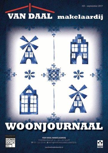 Van Daal Woonjournaal #21, september 2017