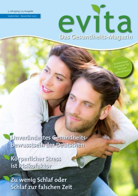 Evita Magazin September - November 2017