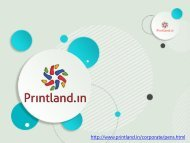 Buy Online Promotional or Corporate Bulk Pens with Logo Printing in India – PrintLand.in