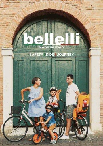 BELLELLI Catalogo Seggiolini Bici Auto 2018