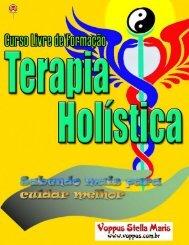 Terapia Holística 6 cursos apresentação web