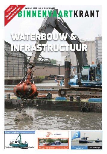 2016-05-Waterbouw & Infrastructuur