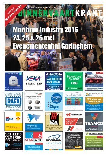 2016-10-Maritime Industry