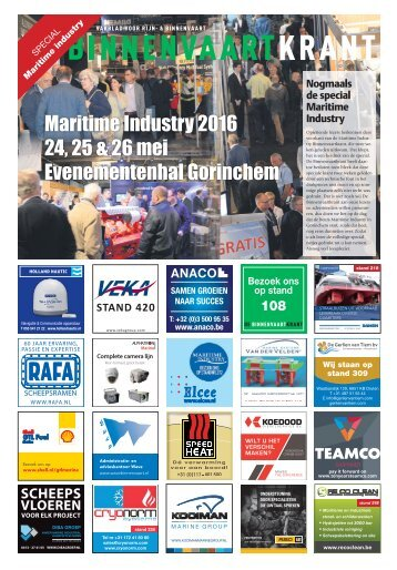 2016-11-Maritime Industry