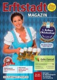 Erftstadt Magazin August 2017