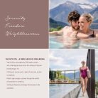 hotel brochure Hotel Therme Merano - Page 5