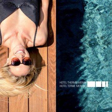 brochure Hotel Terme Merano