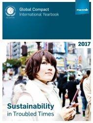 Global Compact International Yearbook 2017
