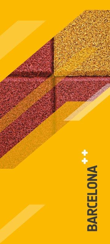 Catálogo Barcelona 2017