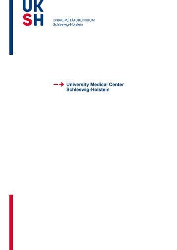 K iel C am pus - UKSH Universitätsklinikum Schleswig-Holstein