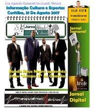 jornal Edição 2º de agosto