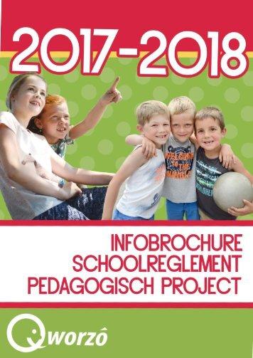 schoolbrochure Qworzó 2017-2018