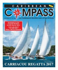 Caribbean Compass Yachting Magazine September 2017