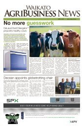Agribusiness News May 2015
