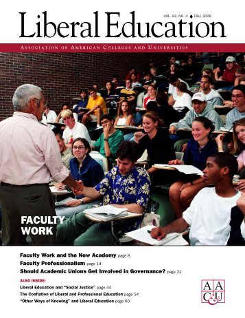 Print Version (pdf) - Association of American Colleges and Universities