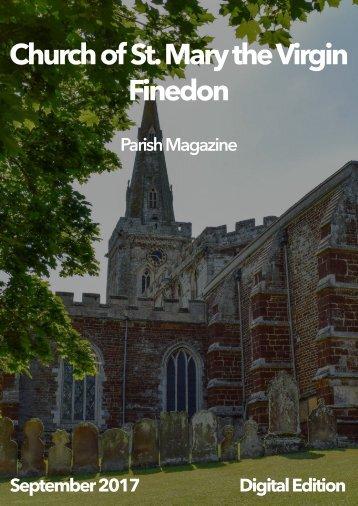 St Marys September 2017 Magazine