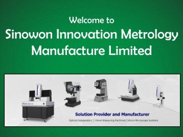Buy Different Video Microscopes from Sinowon