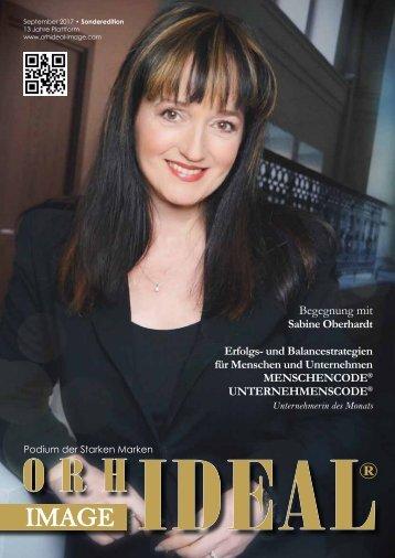 Orhideal IMAGE Magazin - September 2017
