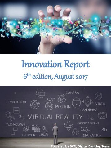 Digital Banking Innovation Report H1 2017_1 sept