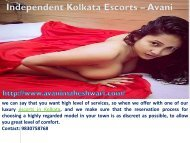 Independent Kolkata Escorts Model 9830758768 - avanimaheshwari.com