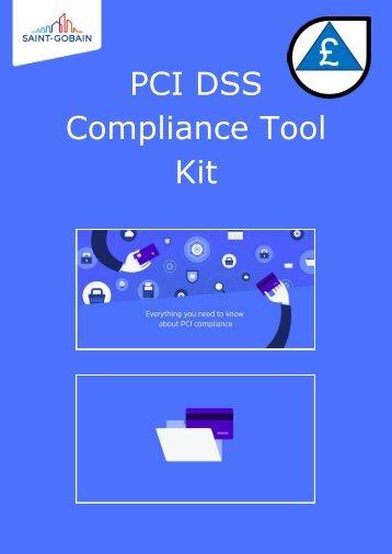 PCI DSS Compliance Tool Kit